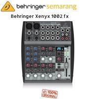 Behringer Xenyx 1002 FX / 1002FX Mixer Audio
