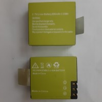 Batre Action Cam Battery Li-ion 900mAh 3.7V Baterai GoPro kogan Camera