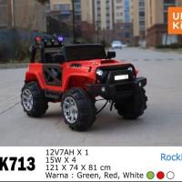 Mobil Aki Mainan Anak Jeep Unikid UK-713