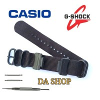 strap nato canvas tali jam casio g-shock gw 9200 gw 9300 gw 9400