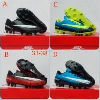 Sepatu Bola Anak Nike Mercurial
