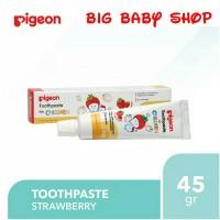 PIGEON Toothpaste/Pasta Gigi PIGEON Stroberi/Strawberry 45 gram/45 gr