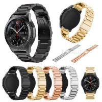 STRAP JAM TANGAN SAMSUNG S3 FRONTIER STAINLESS STEEL BAND