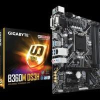 motherboard Gigabyte B 360m ds3h soket 1151