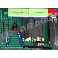 Gundam Build Strike set - Model Kit Tool