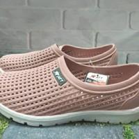 Sepatu Karet Ladies ATT PSW 159 - Merah Muda, 39