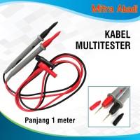 Kabel Multitester / Avometer 1000V 10A Panjang 1 Meter High Quality