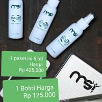 BIo Collagen MSI Bio Spray di ganti menjadi Gold Beauty MSI FACE MIST