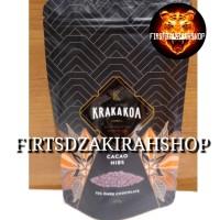 krakao cocoa nibs 70% dark chocolate 100gr