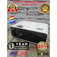 infocus projector Mini proyektor wifi TV 2400 L W24 lebih dri c7 wifi