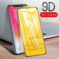 Tempered Glass Full Cover 9D For SAMSUNG A50 - Non Pack.