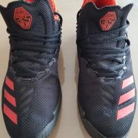 sepatu basket adidas climawarm, size US 10