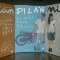 Buku.murah paket 3 novel Dilan