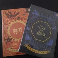 Buku.murah PAKET NOVEL KOMET - CEROS DAN BATOZAR BY TERE LIYE