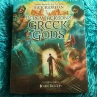 Promo.Murah Greek Gods : Percy Jacksons