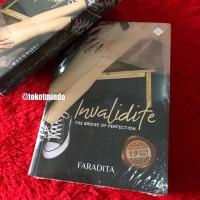 Buku.murah Novel Invalidite (Faradita)