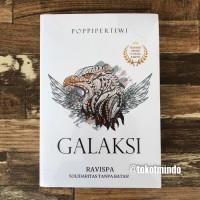 buku.terbaru Novel GALAKSI (Poppi Pertiwi)