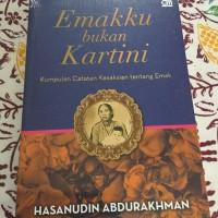 Buku.murah Buku: Emakku bukan Kartini ( bertanda tangan penulis).