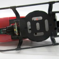 Helikopter RC 2CH Mini dengan Remote Control