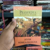 Buku.murah Buku Novel Anak Semua Bangsa , By : Pramoedya Ananta Toer