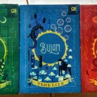 buku.terbaru Paket 3 Novel Tere Liye ( Bumi Bulan & Matahari )