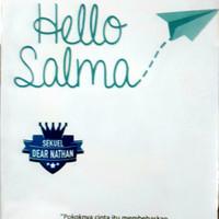buku.terbaru HELLO SALMA - ERISCA FEBRIANI