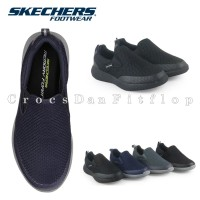 SKECHERS MENS Kulow Original Sepatu Pria Sneakers - Free Dus
