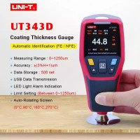 UNI-T UT343D Thickness Gauge Digital Coating Gauge Meter Cars Paint Th