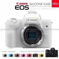 Silicone Case Camera Mirrorless Canon EOS M50/ Sarung Kamera Canon M50