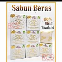 sabun beras thailand asli