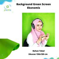 Green Screen Murah untuk Background Foto dan Video Non Woven