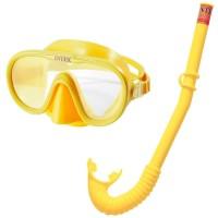 Alat Renang DivingSnorkeling Masker Set Intex 55642
