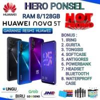 HUAWEI NOVA 5T RAM 8/128 GB GARANSI RESMI HUAWEI INDONESIA