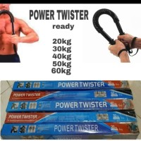 Power Twister / Alat Fitness / Alat Olahraga 40Kg