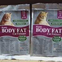 BODY FAT CAT/SUSU PENGGEMUK KUCING/BOOSTER/BODY FAT TAMASINDO VITAMIN