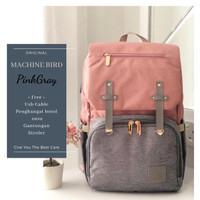 DIAPER BAG MACHINE BIRD ORIGINAL TRAVELLER / MUMMY MATERNITY DIAPER