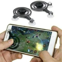 Joystick Mobile Joy Stick Dual Analog Smartphone Gaming Hp untuk