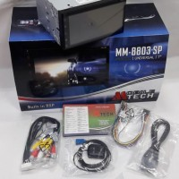 ANDROID MTECH MM 8803SP DOUBLE DIN built in dsp
