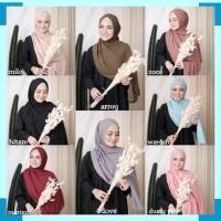 Hijab Pashmina Sabyan Diamond Italiano | Jilbab Krudung Pasmina