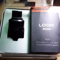 Loop 24mm Authentic Oten not Artha Do it Drop Dead Rabbit Goon