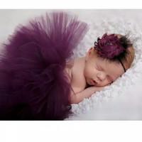Kostum Baju Pakaian Foto Properti Bayi Rok Tutu Balerina