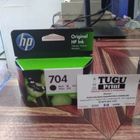 catridge hp 704 black