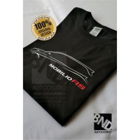 Kaos Honda Mobilio RS SIDE - Kaos Mobil Kaos Otomotif