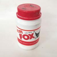 LEM FOX / LEM PUTIH PVAc 500 gr