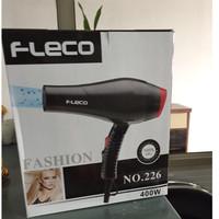 Hair Dryer, FLECO 226 400W, Pengering Rambut,Hairdryer