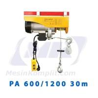 Mini Electric Wire Hoist PA1200 30m