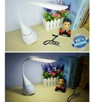 Speaker Music TOYO S6 Bluetooth Wireless + Lampu LED Belajar Desk Lamp