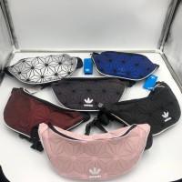 Tas Adidas Issey Miyake Waist Bag Premium Quality Import
