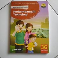 BUKU TEKS TEMATIK kelas 3G SD/MI