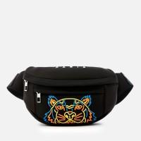 Kenzo Tiger Bumbag Neon Black - Original 100%